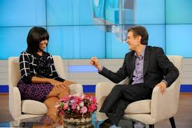 Michelle Obama Season 5 Dr. Oz