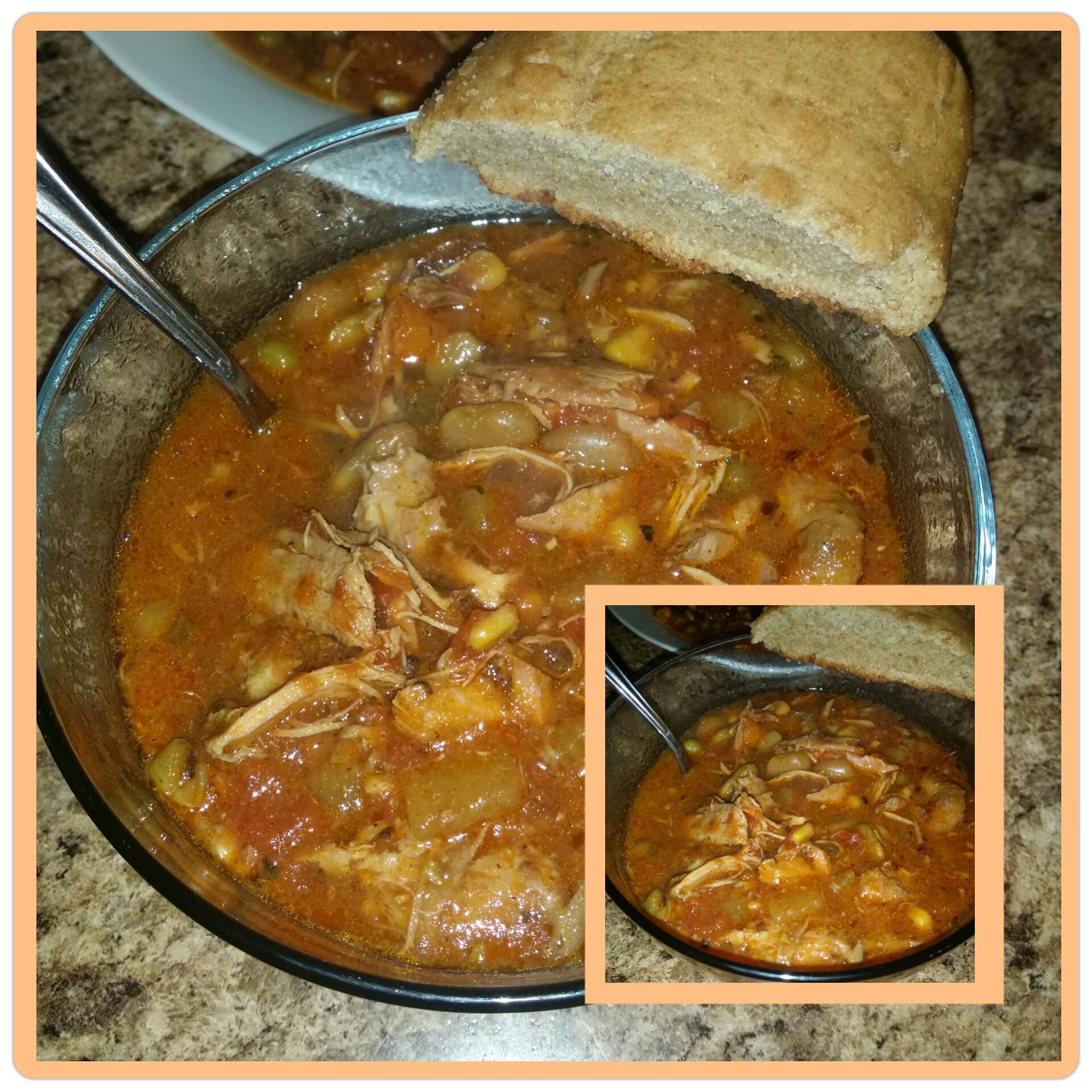 Easy Crock Pot Brunswick Stew